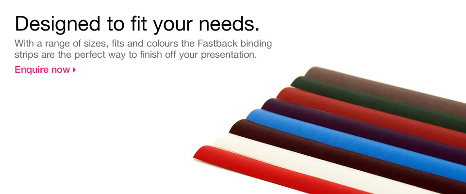 Fastback Binding Review Fastback 9 Binding Strips